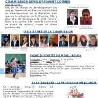FFDanse – La Gazette – Mai 2021