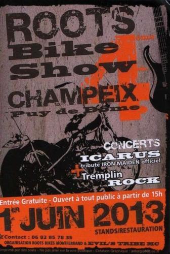 CHAMPEIX (63) - Samedi 1er juin 2013