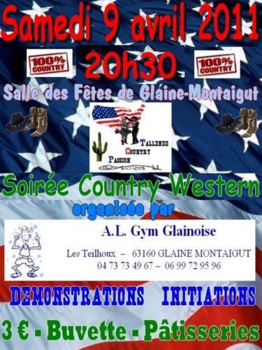 GLAINE-MONTAIGUT (63) - Samedi 09 avril 2011