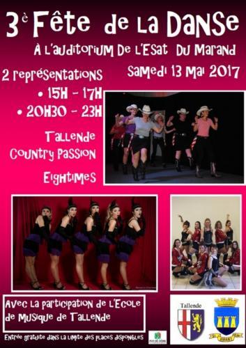 SAINT-AMANT-TALLENDE (63) - Samedi 13 mai 2017