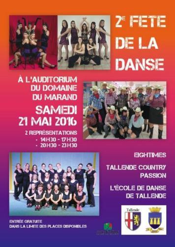 SAINT-AMANT-TALLENDE (63) - Samedi 21 mai 2016
