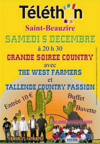 SAINT-BEAUZIRE (63) -Samedi 05 décembre 2009
