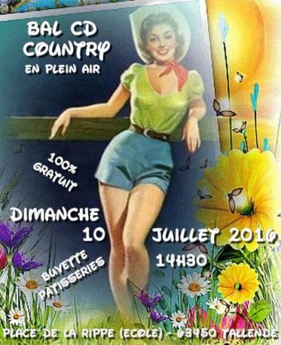 TALLENDE (63) - Dimanche 10 juillet 2016